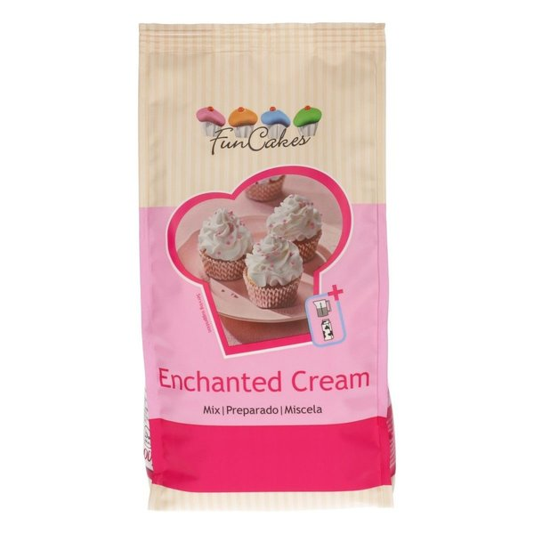 FunCakes Mix für Enchanted Cream® 900g Zaubercreme