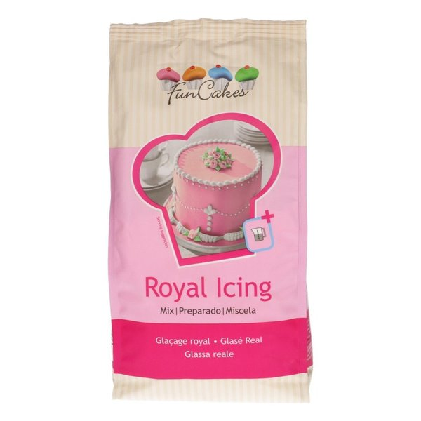 FunCakes Mix für Royal Icing 900 g