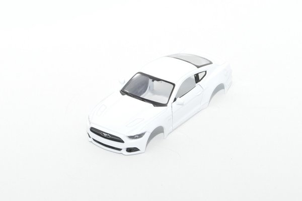 Ford Mustang GT 2015 / 1:43 inkl Adapter / weiss