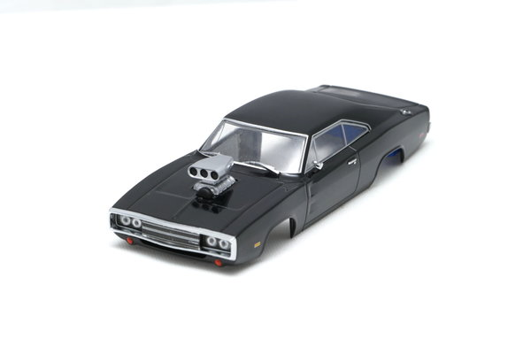 Dodge Charger 1:43 inkl Adapter