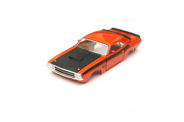 Dodge Challenger T/A 1:43 inkl. Adapter